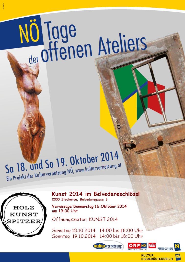 Ausstellung Kunst 2014 Stockerau