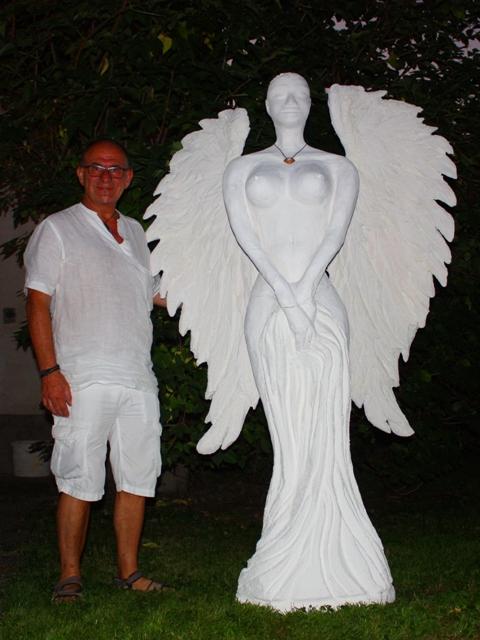 Der weisse Engel