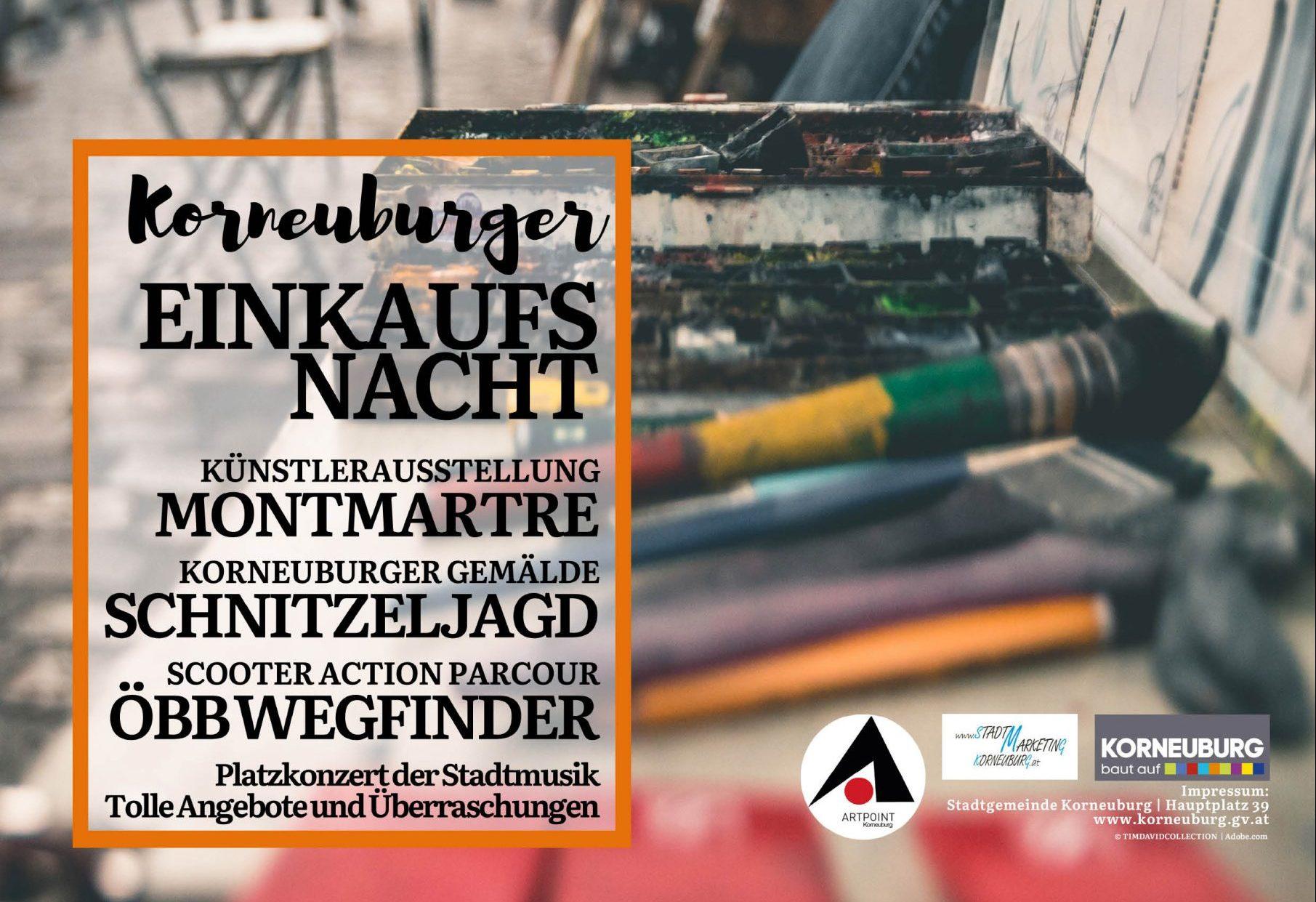 """""""MontMartre"""" in Korneuburg 04.09.2020"""